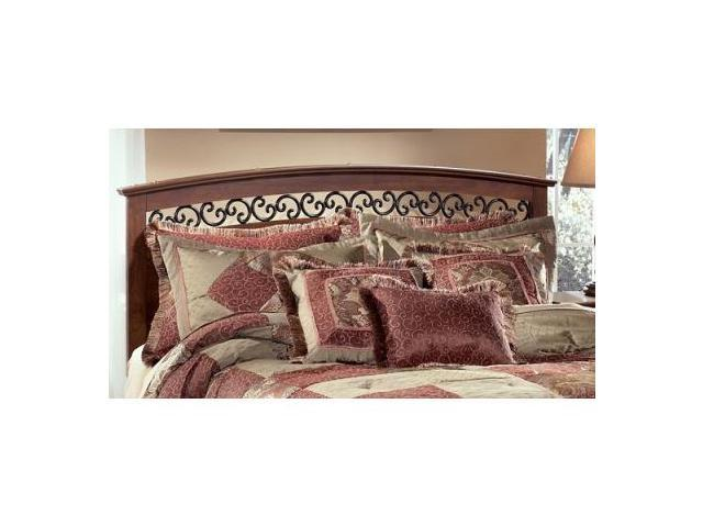 """""""Famous Brand"""" FurnitureTimber line Queen/ Full Panel Bed (Headboard Only) B258-55-B100-66"""