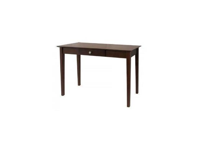 Rochester Console Table With One Drawer, Shaker By Winsome Wood