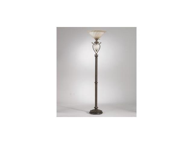Gavivi Dark Brown Metal Floor Lamp L531911 Gavivi Dark Brown Metal Floor Lamp