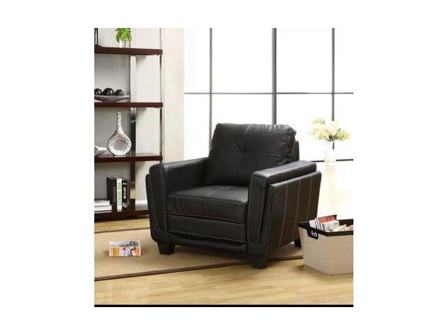 Chair in Black by Homelegance