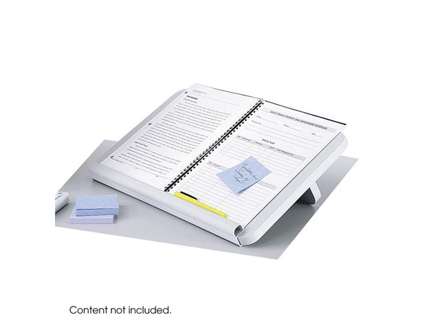 Ergo-Comfort Read/Write Copy Stand (Set of 6) by Safco