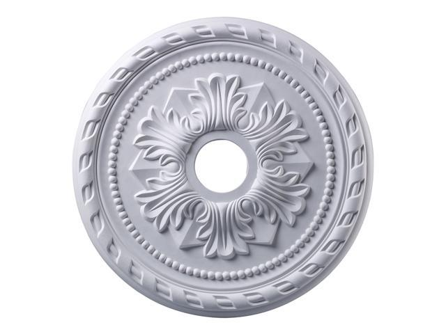Elk Lighting Corinthian Medallion 22 Inch in White Finish - M1005WH