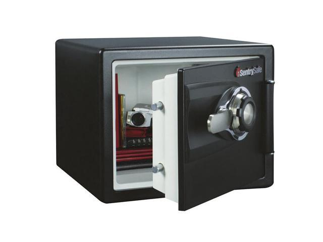 Combination Safe, Fire-Safe, 0.8 Cu-Ft