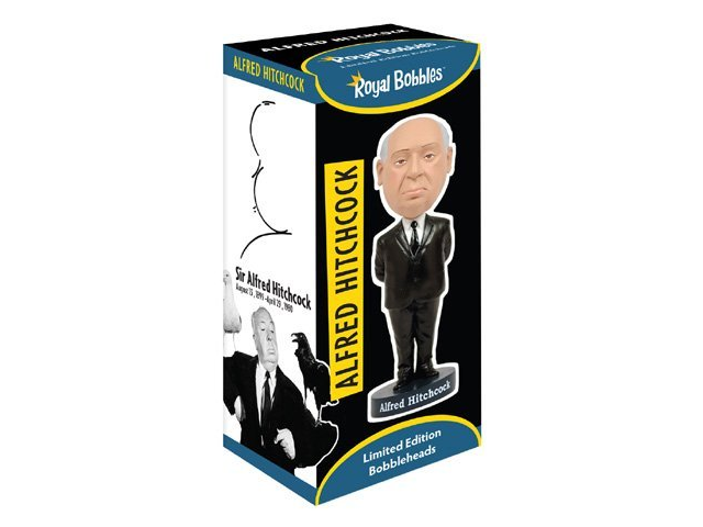 Alfred Hitchcock Bobblehead