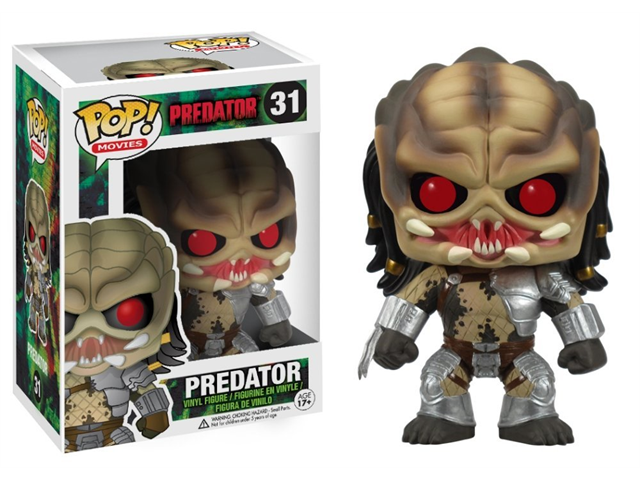 Funko POP Movies: Predator Vinyl Figure