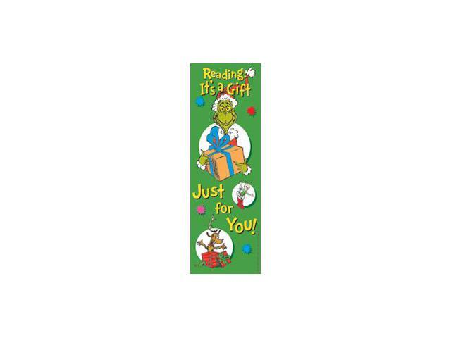 DR. SEUSS THE GRINCH BOOKMARKS