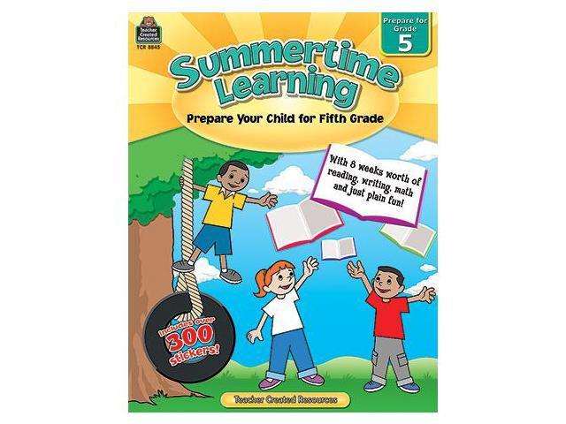 SUMMERTIME LEARNING GR 5