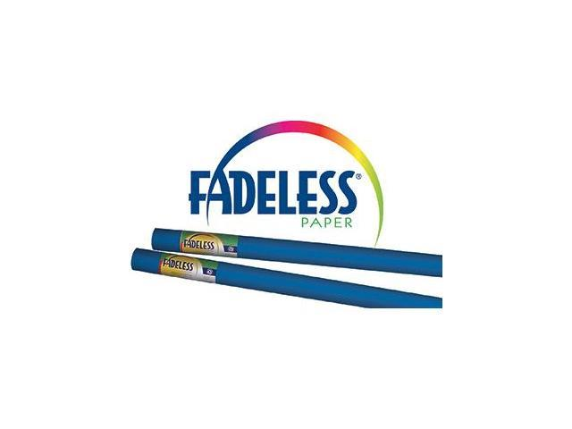 FADELESS PAPER 24IN X12FT RICH BLUE