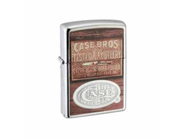 Case Bros Tested XX Cutlery Zippo