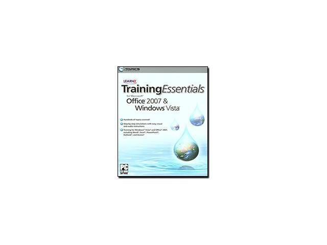 Learn 2 Essentials Training for Windows Vista and Microsoft Office 2007