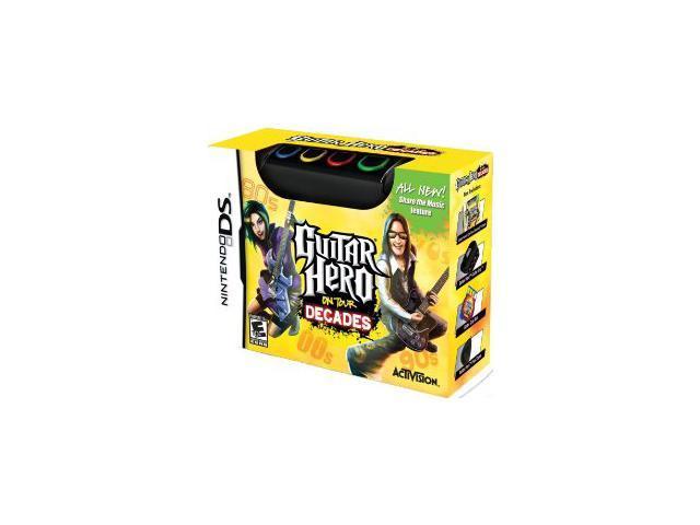 Guitar Hero on Tour Decades Bundle (Nintendo DS)