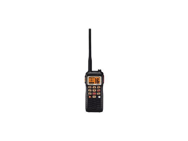 Standard Horizon HX851 6W Floating Handheld VHF Radio