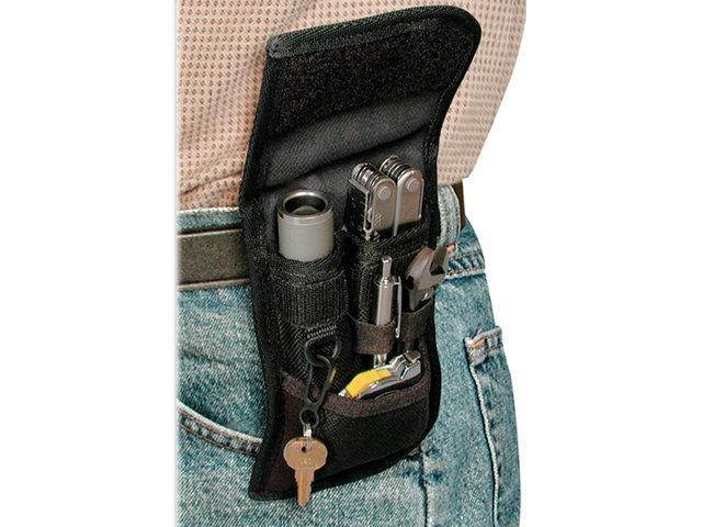 Clip Pock-its XL Utility Holster (Black)
