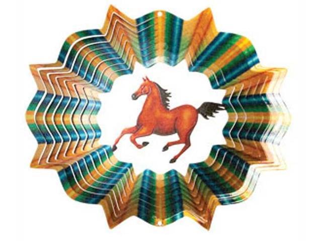 Horse Designer Wind Spinner