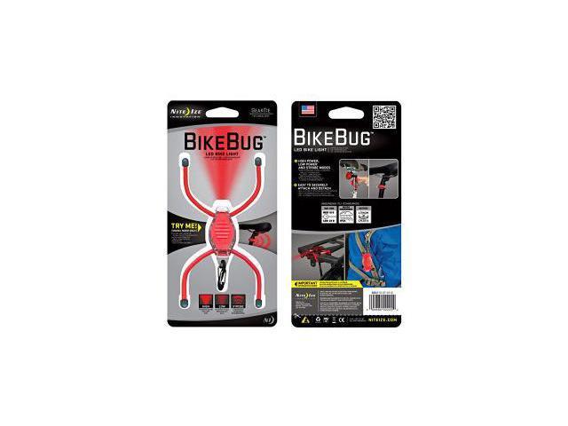 Bike Bug, Red LED