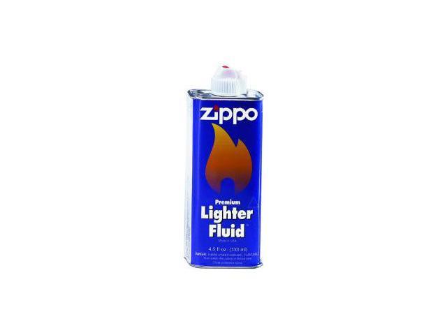 Single Can, Zippo Fluid, 4 oz can