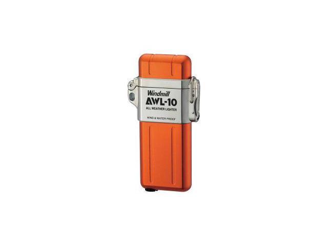 AWL All Weather Lighter, Matte Orange