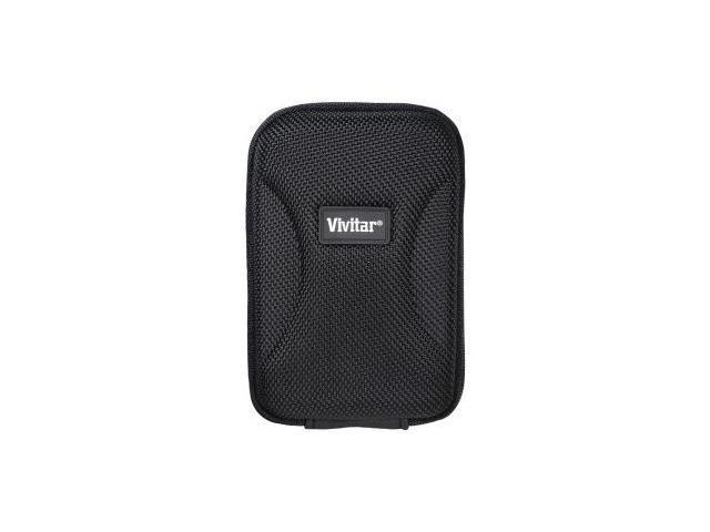 VIVITAR VIV-HSC-4-BLK Hard Shell Case (Small&#59; For cameras)
