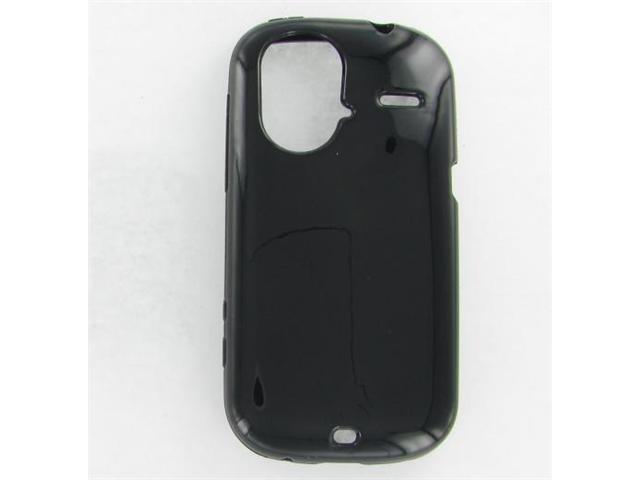 HTC Amaze 4G Crystal Black Skin Case