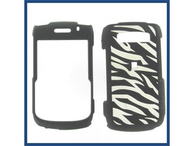 Blackberry 9700 / 9780 (Bold) illusion Zebra (Black) Phone Protective Case