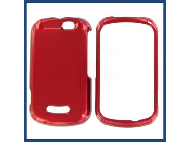 Motorola i475 (Clutch +) Red Protective Case