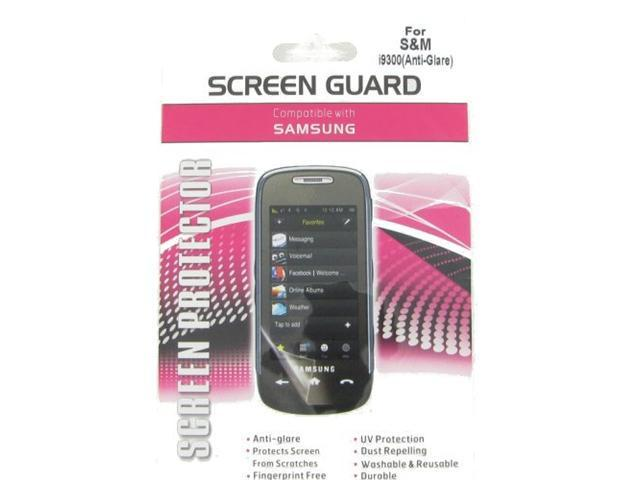 Samsung I9300/ I535/ L710/ T999/ I747 (Galaxy S III) LCD Screen Protector Frosted