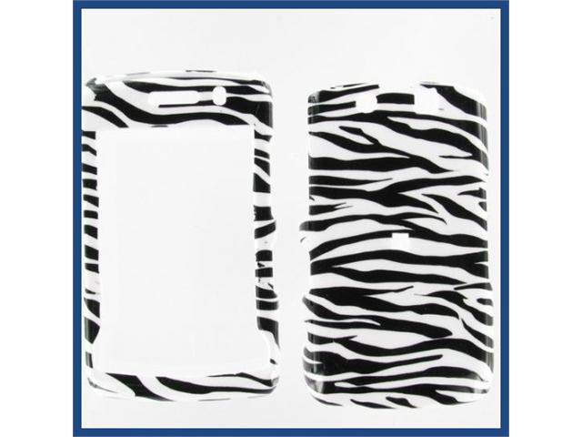 Blackberry 9700 / 9780 (Bold) Zebra Phone Protective Case