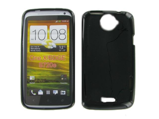 HTC ONE X Crystal Black Skin Case