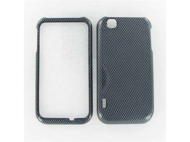 LG E739 (Mytouch / Maxx Touch) Carbon Fiber Protective Case