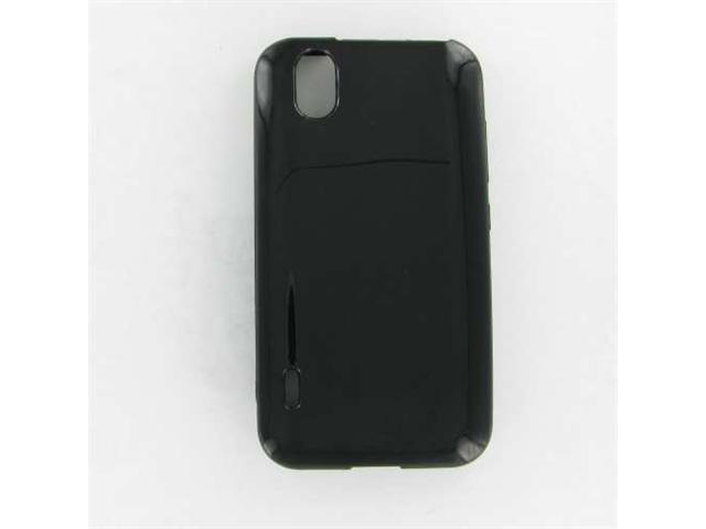 LG LS855 (Marquee) Crystal Skin Case Black