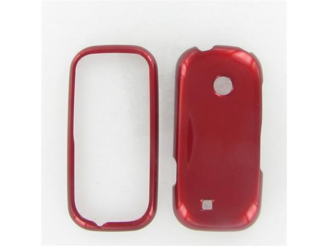 LG UN251 (Cosmos II) Red Protective Case
