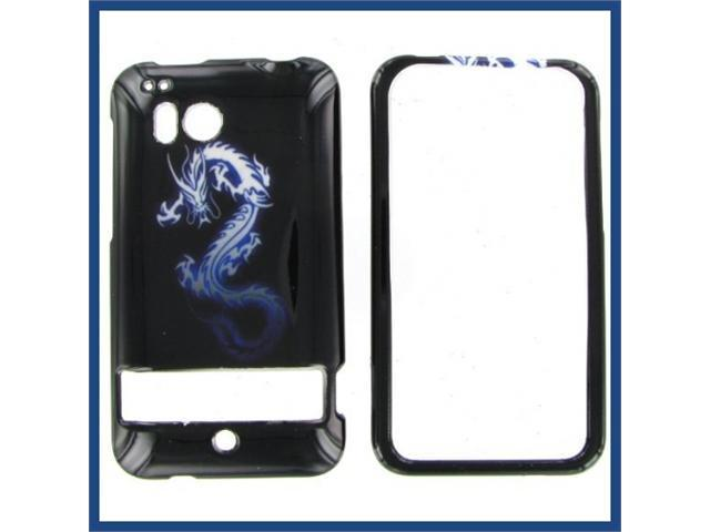 HTC Thunderbolt Blue Dragon Protective Case