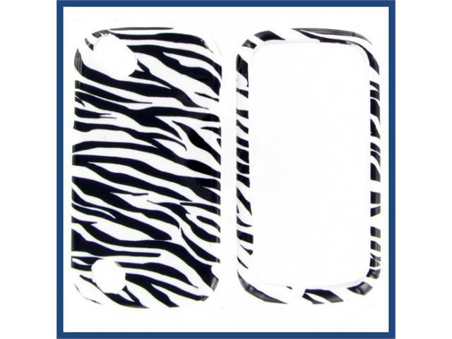 Pantech P9050 (Laser) Zebra Protective Case