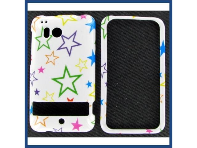HTC Thunderbolt Color Stars Protective Case