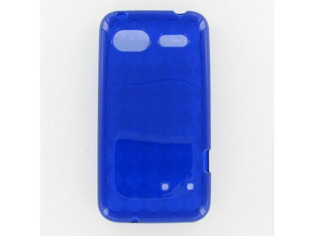 HTC Radar 4G Crystal Blue Skin Case
