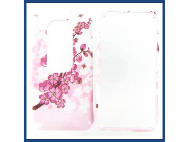HTC Evo 3D Spring Flowers Protective Case