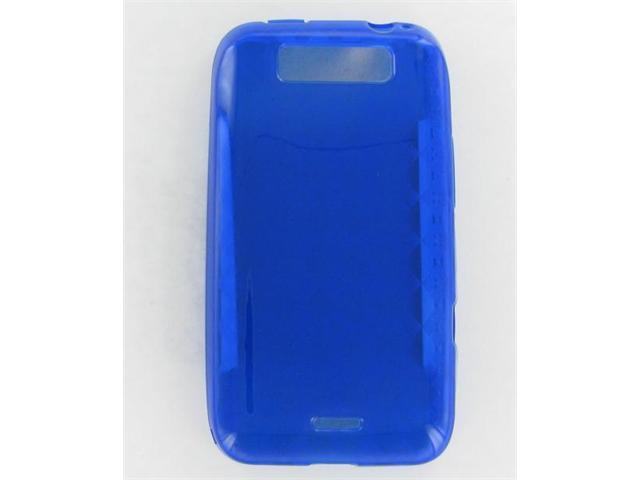 LG MS840 (Connect 4G)/ LS840 (Viper) Crystal Blue Skin Case