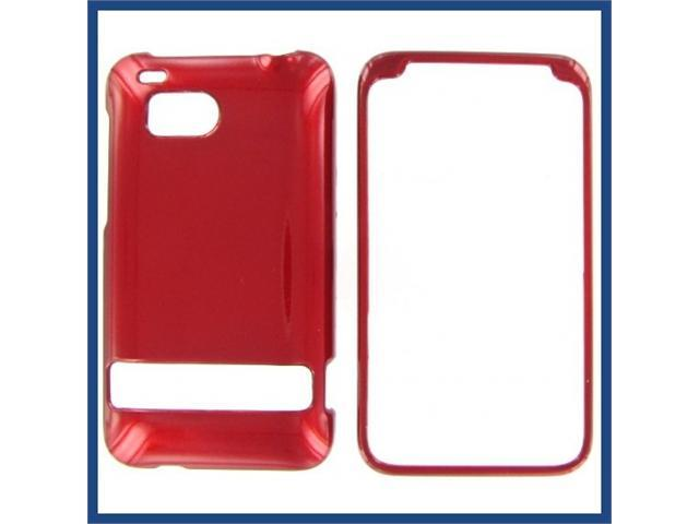 HTC Thunderbolt Red Protective Case