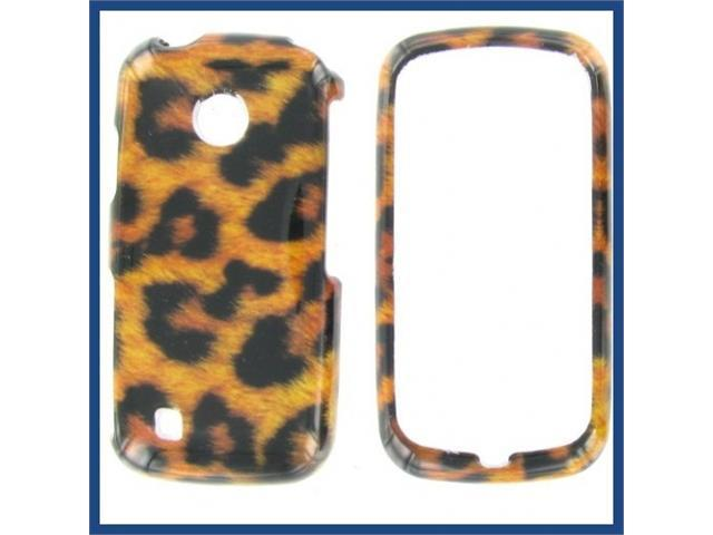 LG VN270 (Cosmos Touch) Leopard Protective Case