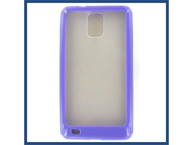 Samsung i997 (Infuse 4G) Purple Frame Case
