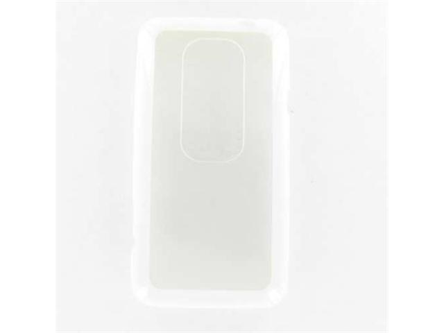 HTC Evo 3D Clear (white) Frame Case