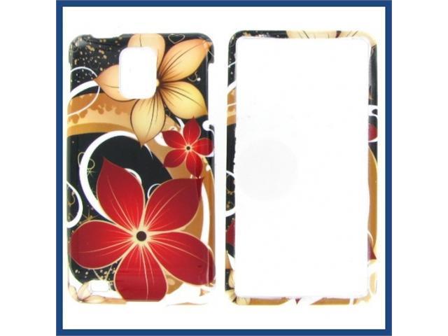 Samsung i997 (Infuse 4G) Summer Flower Protective Case