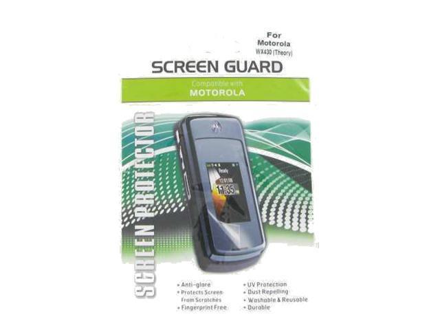 Motorola WX430 (Theory) LCD Screen Protector