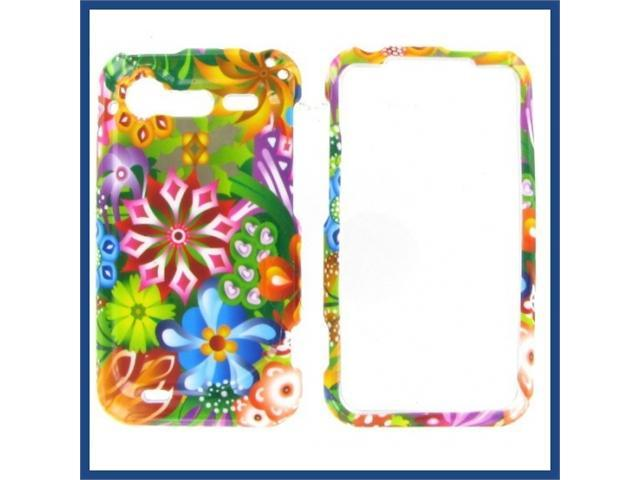 HTC Incredible S / Incredible 2 Magic Flowers Protective Case