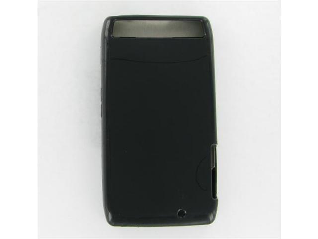 Motorola XT913 (Droid Razr Maxx) Crystal Black Skin Case