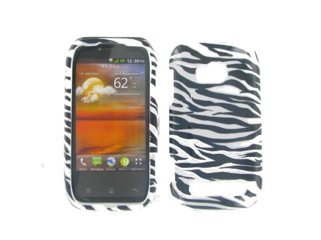 Nokia 710 (Lumia) Zebra Protective Case