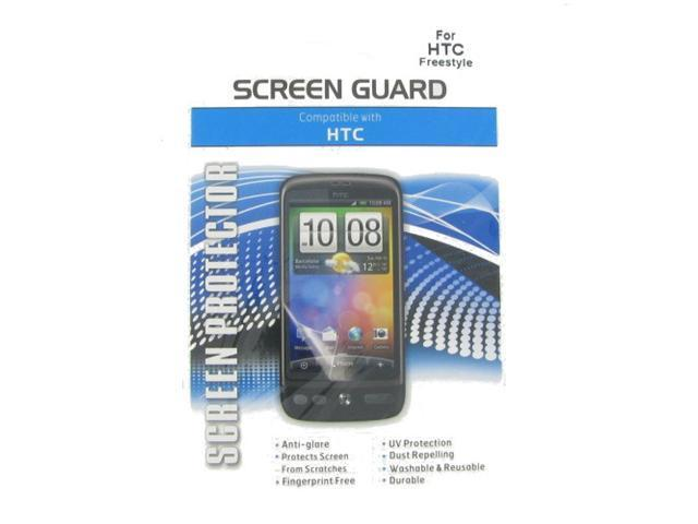HTC Freestyle LCD Screen Protector