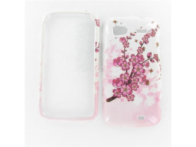 HTC Pyramid / Sensation 4G Spring Flowers Protective Case
