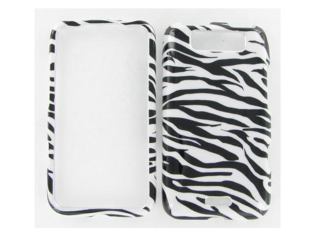 LG MS840 (Connect 4G)/ LS840 (Viper) Zebra Protective Case