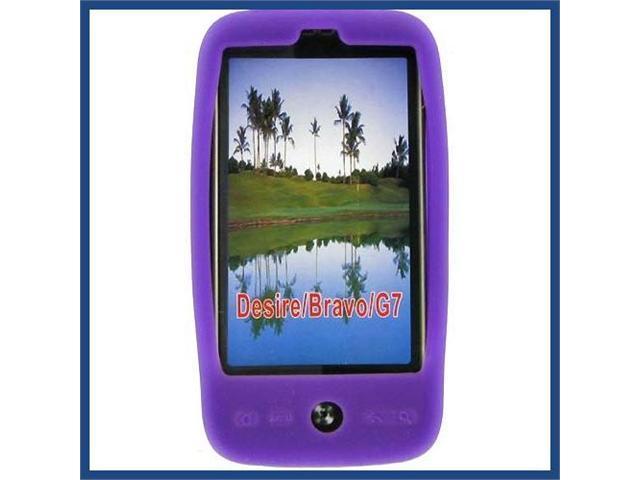 HTC G7 (Desire) Skin Case Purple